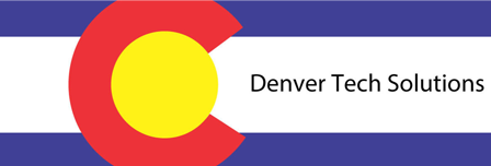 Denver Tech Solutions - Logo